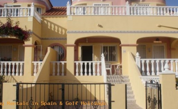 Playa Flamenca 2 Bed House