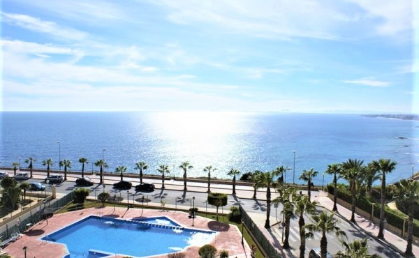 Cabo Roig 2 Bed Frontline Apartment