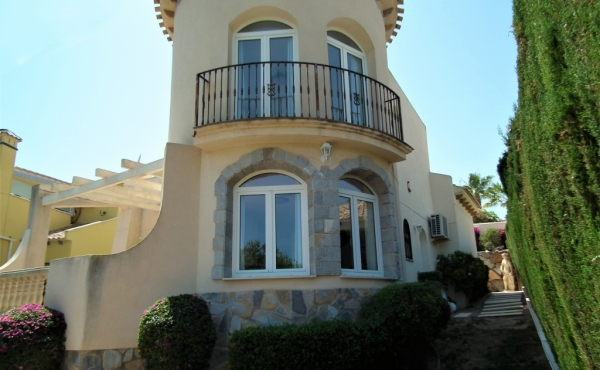 Las Ramblas 3 Bed Villa with Private Pool