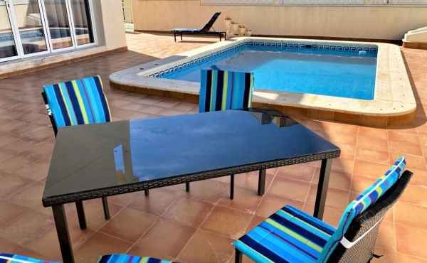 Cabo Roig 3 Bed with Private Pool